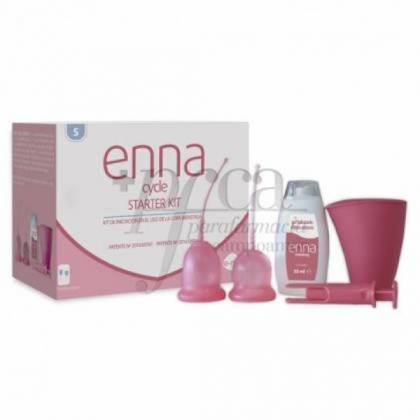 ENNA CYCLE STARTER COPA MENSTRUAL KIT