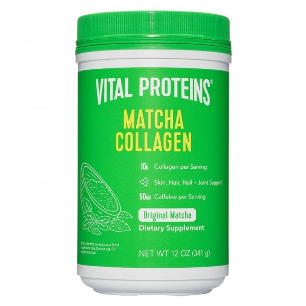 VITAL PROTEINS MATCHA COLLAGEN SABOR ORIGINAL 341 G